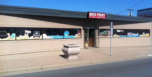 Miss Print's Munster Location